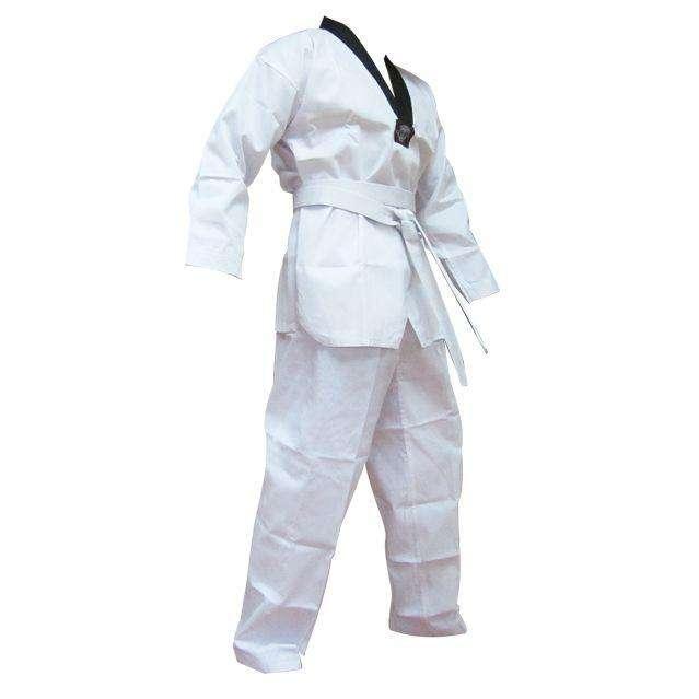 Uniforme de Taekwondo Mitsuwa Talla 2 y Talla 00