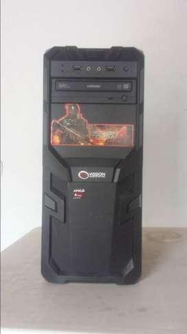 Torre CPU AMD a8 7650K - R7 Graphics - 8gb RAM - 1Tb HDD (segunda)