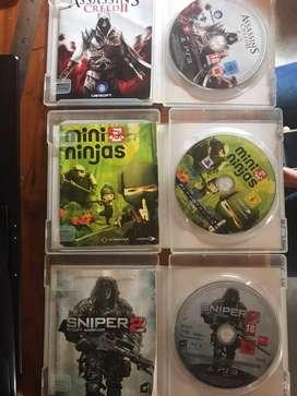 JUEGOS DE PS3 ORIGINALES