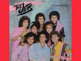 CRUSH ON YOU by THE JETS single 12 pulgadas acetatos vinilos discos para tornamesas Djs