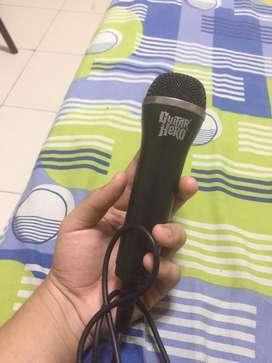 Microfono usb de guitar hero