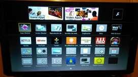 "Smart TV 43"" LED Panasonic Viera"