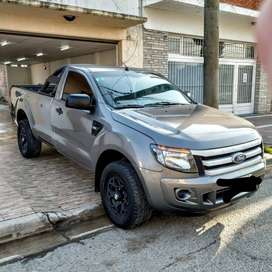 Ford ranger cs XL Safety Tdci 125cv 4x4 2016 diesel.