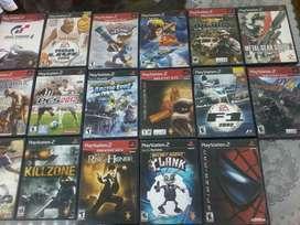 Play 2 Juegos Originales