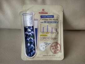 Bio Mascarilla premium coco blueberry leaders insolution