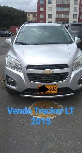 Tracker Lt 2015