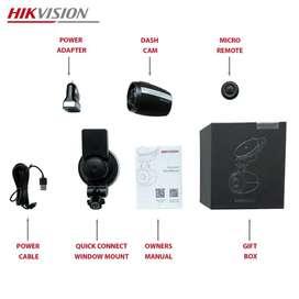 Cámara Hikvision para Carro