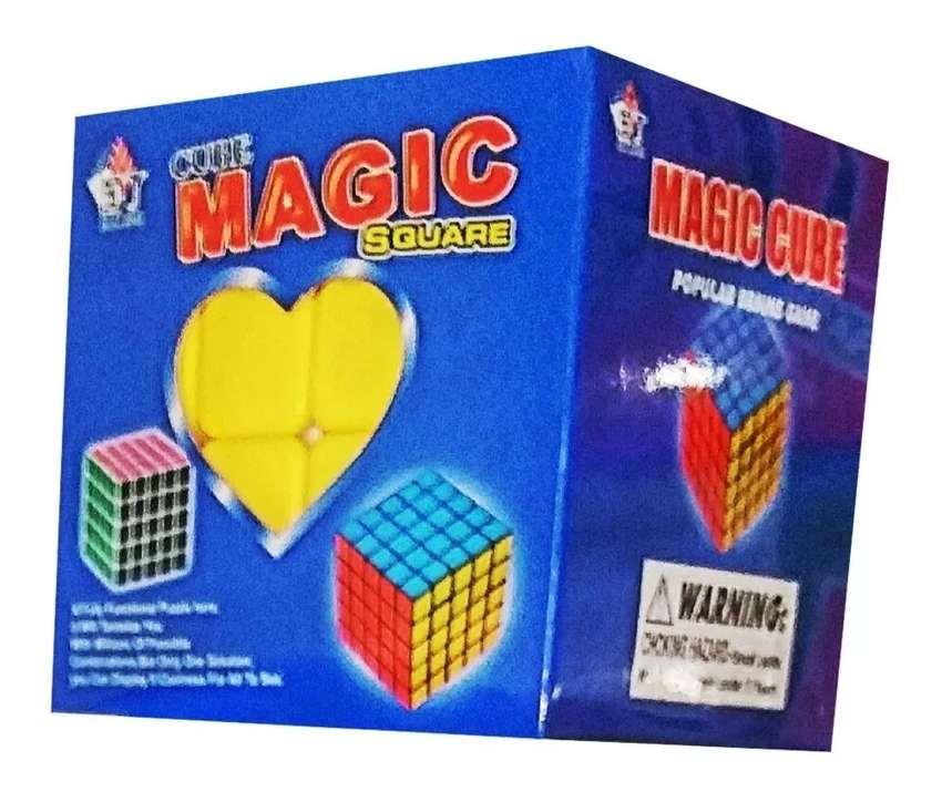 Cube Magic Cubo Rubik Regalos Fiestas Piñatas 0