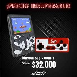Consola Sup Retro Game+Control