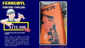 Taladro Percutor 1/2 Pulg 600W - Truper