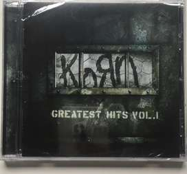 Korn Greatest Hits Vol1 Cd Importado