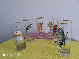 Vasos para Whisky decorados