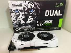Vendo Placa de Video Nvidia 1060 GTX 6gb GDDR5! No permuto