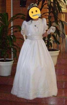 Venta o cambio vestido de primera comunión 8 – 10