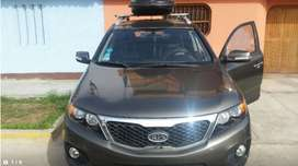 Kia Sorento en Perfecto Estado 84000 Kms, Muy bien cuidada Asientos en Cuero Original
