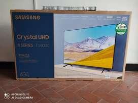 TV Samsung 43 pulgadas 4K