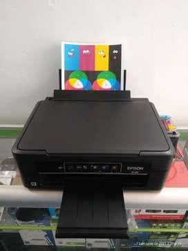 Impresora Epson xp-231 con STC un año de garantía.