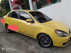 Vendo o permuto taxi hyundai