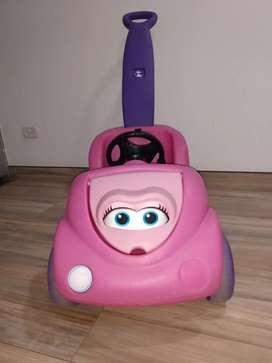 Carro montable para para niña