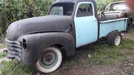 Chevrolet 1947 Sapo. Original.