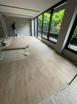 Se buscan instaladores con experiencia en piso laminado, spc y vinilo