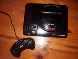 SEGA Mega Drive II Tec Toy Original