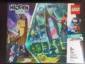Lego Lado Oculto Castillo Misterio