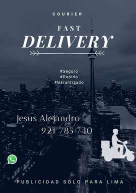 Ofrezco Servicio de delivery