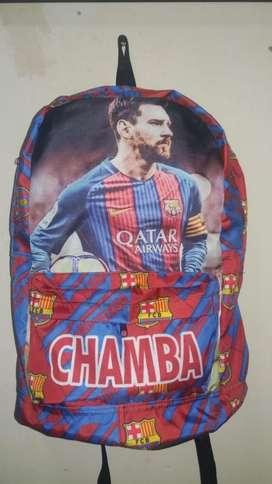 Mochila Barcelona F.c.