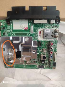 Accesorios de tv LG 55UJ635T