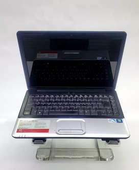 COMPAQ CQ40, INTEL CELERON, 500GB DE DISCO DURO, 2GB EN RAM, WINDOWS 8, PANTALLA DE 14