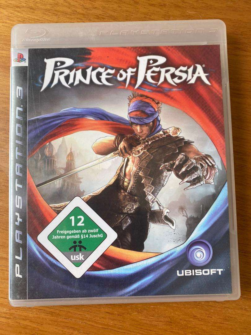 Principe de persia PS3