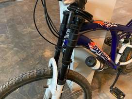 Vendo bicicleta oxford
