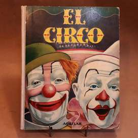 Libro El Circo. A.J.M. Editorial Aguilar 1956