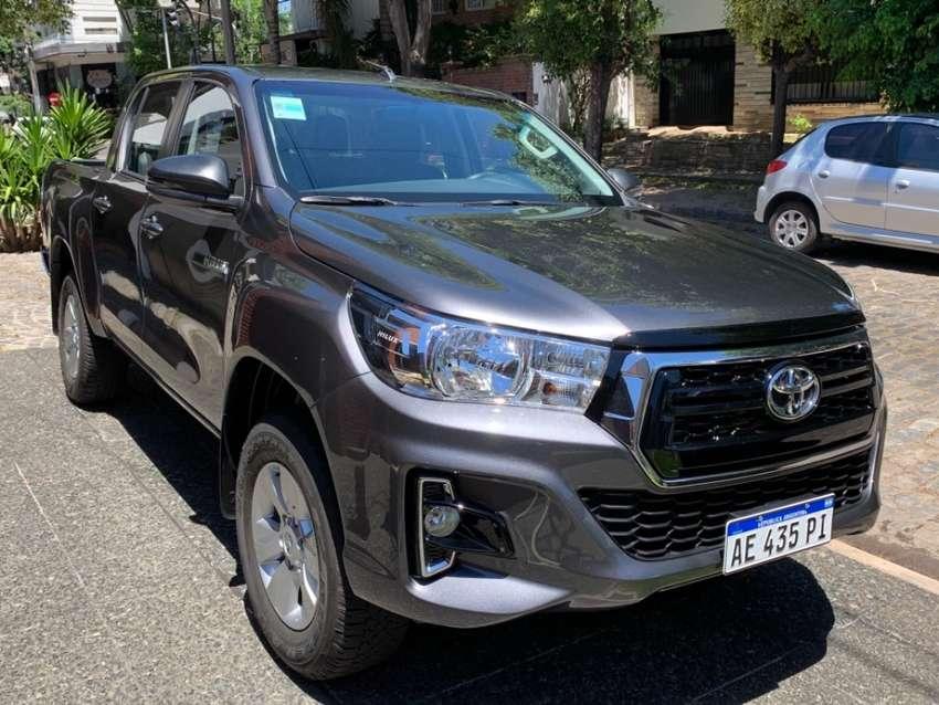 Toyota Hilux SR D/C 2020