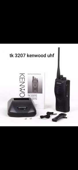 Radios kenwood tk-3207