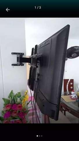 Bases disponibles para toda marca de televisores