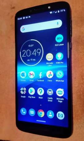 MOTO G6 PLAY IMPECABLE