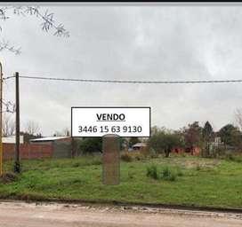 Terreno de 10 x 30(Rivadavia y courtet)
