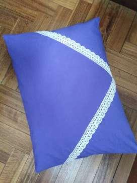 Almohadon violeta