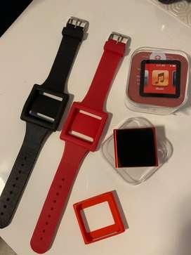 Ipod nano 6g 16gb edicion limitada