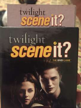 Crepusculo the DVD GAME