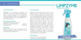LIMP ZIME  limpiador enzimatico