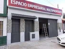 Dueño vende/financia a 10 años galpon local comercial tinglado oficinas casa