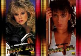 Clásicos de los 80s en Video HD
