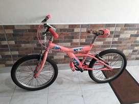 Vendo Bicicleta para niñas