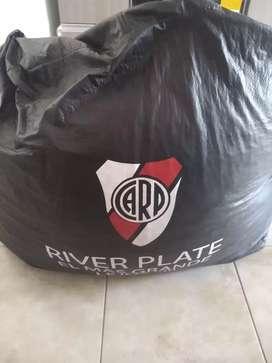 Puff River Plate gigante