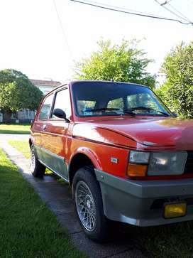 Fiat 147 mod. 1983 tipo sorpasso