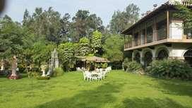 Venta de casas y terrenos en Lima, casa de campo en Cieneguilla