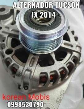 Alternador hyundai Tucson ix 2014 kis sportage R 2014 Mobis  genuino  Hyundai Kia